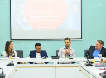 JICUF Executive Director Paul Hastings Speaks at Institute of International Education Workshop in Vietnam2-min