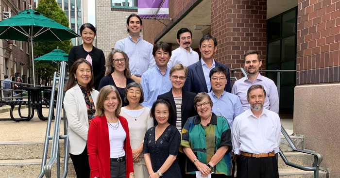 JICUF Board Meeting in New York (September 2019)